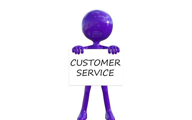 Coaching customer service